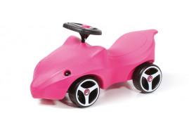 Lábbal hajtós kismotor BNUT rózsaszín 205C