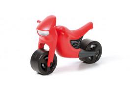 Lábbal hajtós kismotor BSPEED piros 1788C