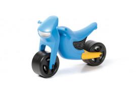 Lábbal hajtós kismotor BSPEED kék  3005U