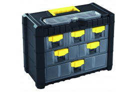 fiókos doboz Multicase NS 301, 400x200x260 mm