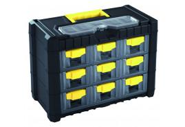 fiókos doboz Multicase NS 303, 400x200x260 mm