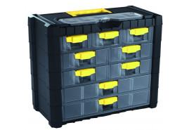fiókos doboz Multicase NS 501, 400x200x392 mm