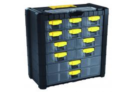 fiókos doboz Multicase NS 601, 400x200x458 mm