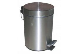 hulladékgyűjtő kosár 12 l rozsdamentes acél