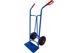 házi molnárkocsi, kerek edényekhez, fújható kerék, 260mm