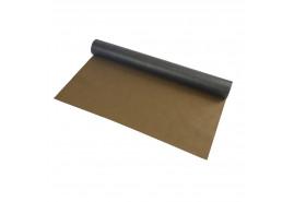 nem szőtt textília, 1,1 x 100m barna 50g/m2 - tekercs