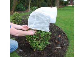 növényvédő, 0,6 x 0,8m fehér 50g/m2