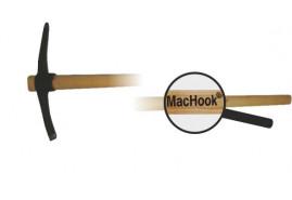 MacHook csákány, 2,5 kg, nyéllel